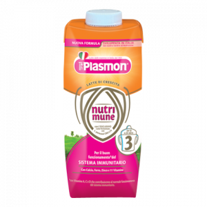 PLASMON LATTE NUTRI MUNE 3 BISCOTTO