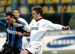 2004-05 Atalanta Maglia Away *Cartellino