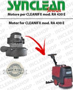 RA 430 E - motore aspirazione SYNCLEAN per lavapavimenti CLEANFIX