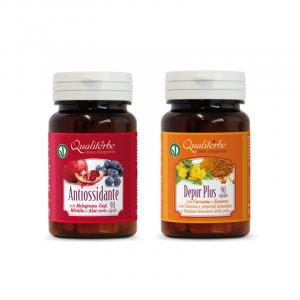 Kit Trattamento antiossidante e depurativo (Vegano Ok)