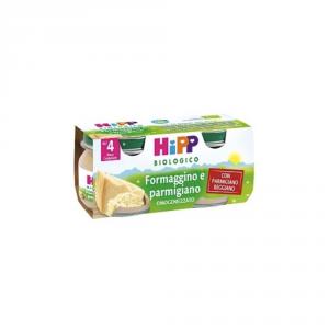 HIPP BIOLOGICO FORMAGGINO E PARMIGIANO - OMOGENIZZATO DAL 4 MESE COMPIUTO-2