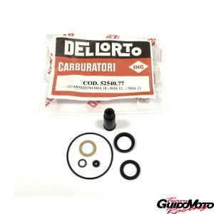 GUARNIZIONI DELLORTO PER CARBURATORE SHA 12/10-12/12-13/13 PIAGGIO CIAO B52540