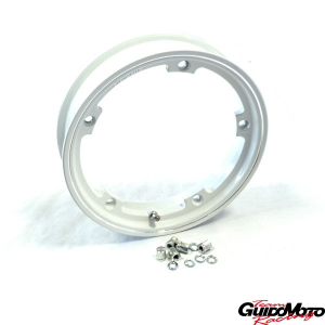 Cerchio ruota Vespa Tubeless 3.00/3.50 x 10, bianco