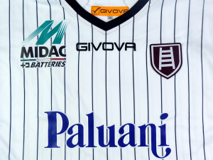 2012-13 Chievo Verona Maglia Away M (Top)