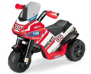 MOTO RAIDER DESMOSEDICI 16 D0919 PEG PEREGO