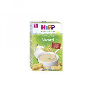 HIPP BIOLOGICO PAPPA LATTEA BISCOTTI - DAL 6 MESE COMPIUTO