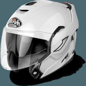 CASCO MOTO AIROH MODULARE REV COLOR WHITE GLOSS