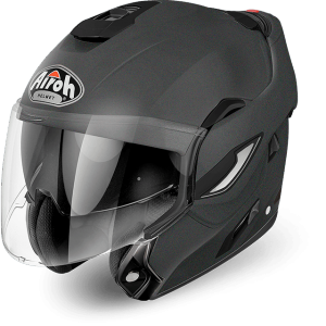 CASCO MOTO AIROH MODULARE REV COLOR ANTHRACITE MATT