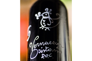 Vino Bianco Vernaccia Cantine Orro