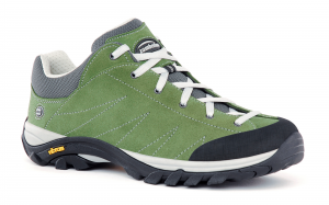 103 HIKE LITE RR - Light Hiking Shoes - Olive Green