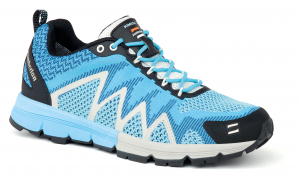123 KIMERA RR WOMEN'S - Knit Hiking Shoes - Light Blue