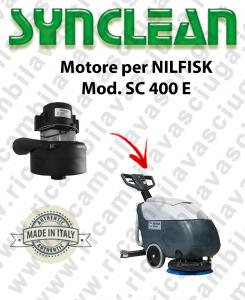 SC 400 E motore aspirazione SYNCLEAN per lavapavimenti NILFISK