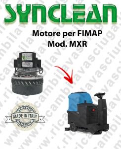 MXR motore aspirazione SYNCLEAN per lavapavimenti FIMAP