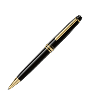 Penna a sfera Meisterstück Gold Coated Classique