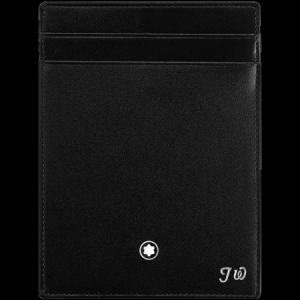 Custodia tascabile 4 scomparti Meisterstück con portadocumento