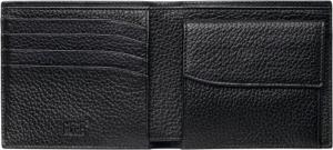 Portafoglio Meisterstück Soft Grain Wallet 4cc Coin case 2 scomparti