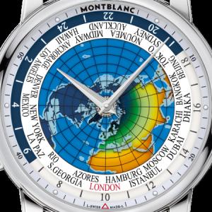 Orologio Montblanc 4810 Orbis Terrarum - 24 Fusi Orari