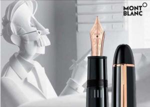 Meisterstuck 90 Years Classique Ballpoint Pen
