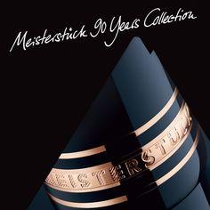 Stilografica Montblanc Meisterstuck 90° Anniversario