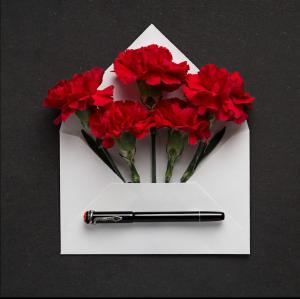 Penna a sfera Montblanc Heritage Collection Rouge et Noir Edizione Speciale