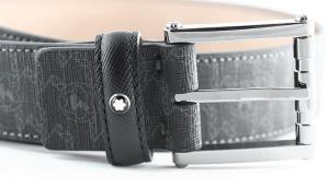 Cintura Montblanc Signature Black