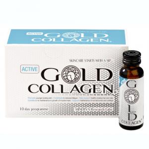 GOLD COLLAGEN ACTIVE 10FL INTEGRATORE A BASE DI COLLAGENE E CONDROITINA