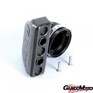 Scatola aria Polini per carburatori D.19 Piaggio Vespa 50-125 ET3-PK-ETS   203.0019