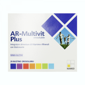 AR MULTIVIT PLUS - INTEGRATORE OROSOLUBILE DI VITAMINE E MINERALI