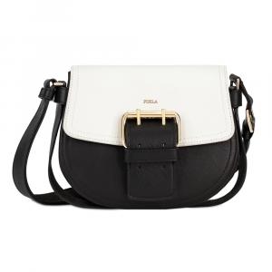 Shoulder bag Furla HASHTAG 903359 ONYX+PETALO+ARGILLA c