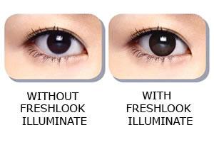 FreshLook Illuminate (10 lenti)