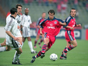 1999-01 Bayern Monaco Maglia Home M
