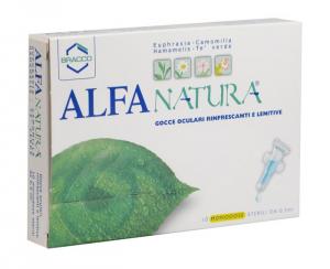 ALFA NATURA GOCCE COLLIRIO NATURALE MONODOSE 10 FLACONCINI