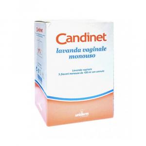 CANDINET LAVANDA VAGINALE - COADIUVANTE IN CASO DI INFIAMMAZIONI