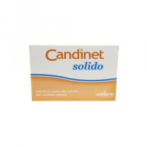 CANDINET SOLIDO - SOSTITUTO DEL SAPONE PER LA PULIZIA DELICATA DELLA PELLE