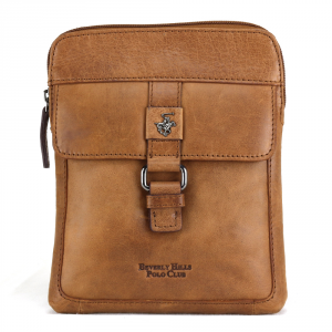 Borsa a tracolla Beverly Hills Polo Club BERLINO BH-1120 BRANDY