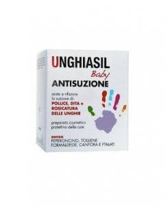UNGHIASIL BABY SMALTO ANTISUZIONE ONICOFAGIA 12 ML