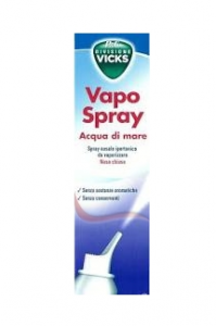 VICKS VAPO SPRAY NASALE IPERTONICO NASO CHIUSO 100 ML