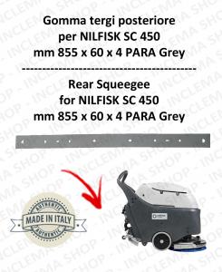 SC 450 GOMMA TERGI posteriore per lavapavimenti NILFISK