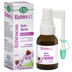 ESI ECHINAID GOLA SPRAY ANALCOLICO 20 ML A BASE DI ECHINACEA PURPUREA