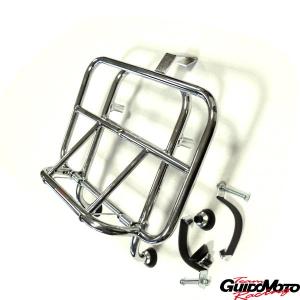 Portapacchi anteriore cromato per Vespa GTS 250/300 C166