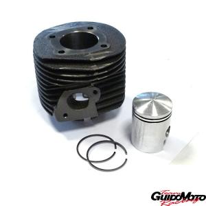 Cilindro e pistone per Lambretta 150 cc. diam. 57 mm.