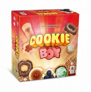 GIOCO SOCIETA. COOKIE BOX 8165 ASMODEE