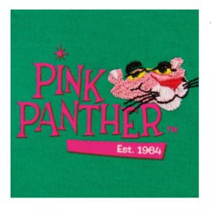 MAGLIA PINK PANTER