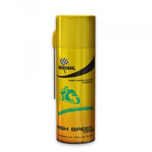 Bardahl high speed chain lubrificante spray per catene moto 600029
