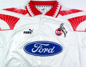 1996-97 FC Colonia Maglia Home S