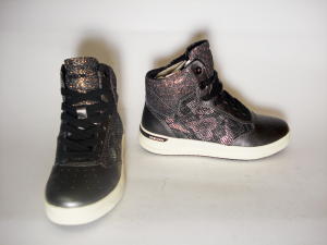 Sneaker glitterata Geox