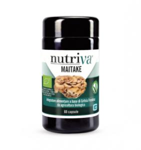 NUTRIVA MAITAKE BIO 60 CAPSULE