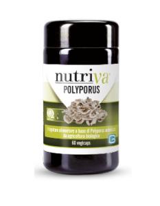 NUTRIVA POLYPORUS 60 CAPSULE - PER LE NATURALI DIFESE DELL'ORGANISMO