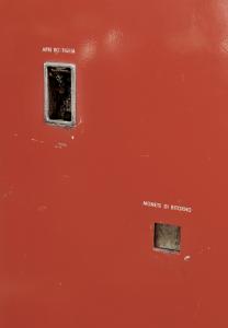Frigo distributore bibite anni '70