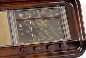 Radio d'epoca Magnadyne